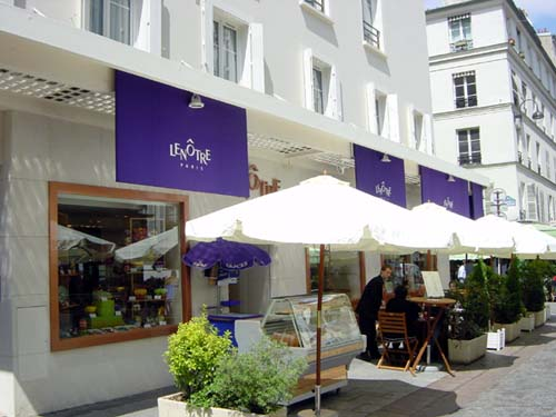 LeNotre is one of the best patisseries in Paris